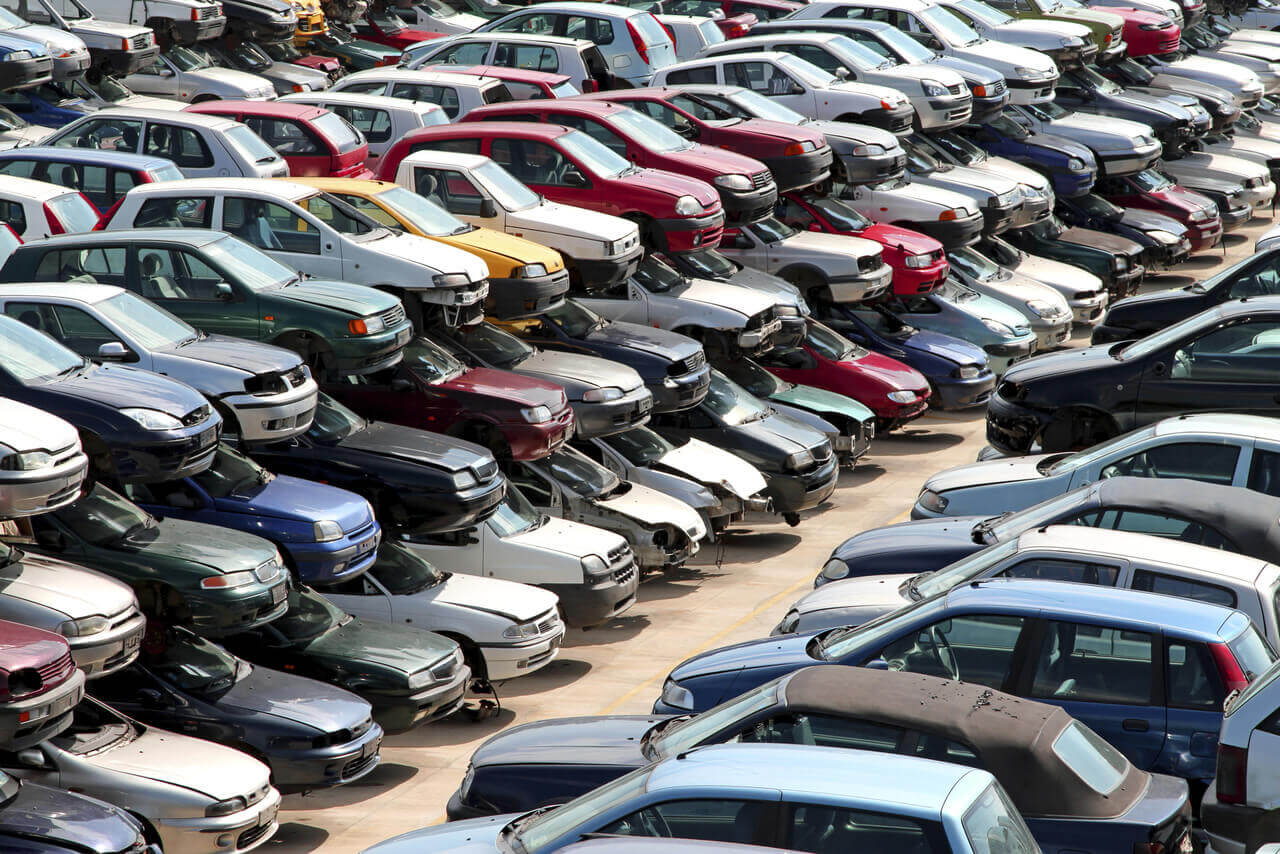 Scrap Cars Cardiff - Free pick ups - Best prices paid guaranteed